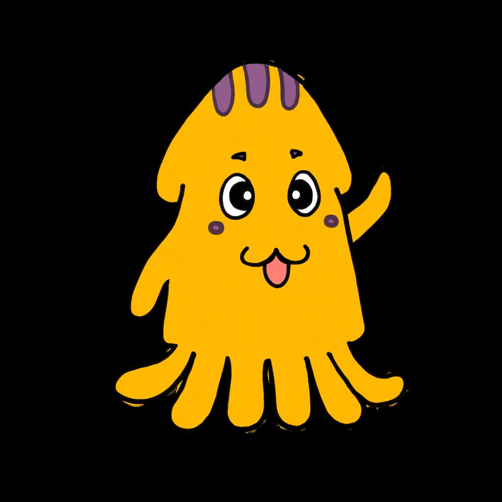 Squippy messages sticker-0