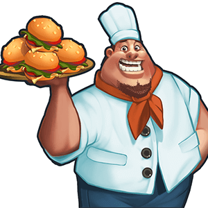 Idle Food Truck Tycoon™ messages sticker-0