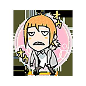 Tokyo Dark Stickers messages sticker-2