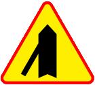 Znaki drogowe naklejki messages sticker-9