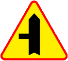 Znaki drogowe naklejki messages sticker-7