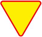 Znaki drogowe naklejki messages sticker-10