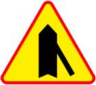 Znaki drogowe naklejki messages sticker-8