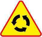 Znaki drogowe naklejki messages sticker-11