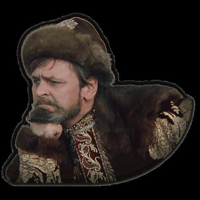 Иван Васильевич sticker messages sticker-11
