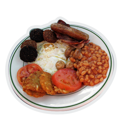 Full English messages sticker-1