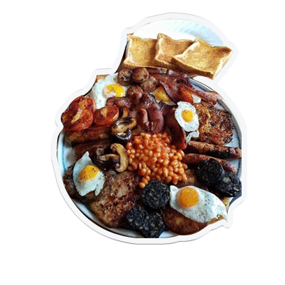 Full English messages sticker-9