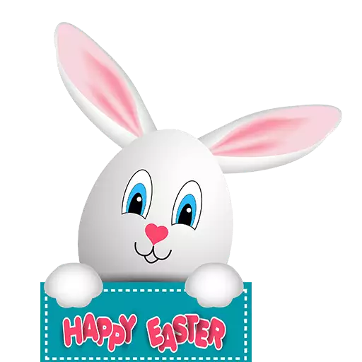 Easter Posters messages sticker-8