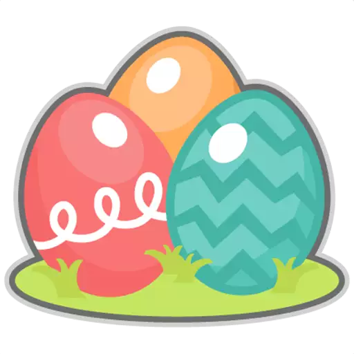 Easter Posters messages sticker-11