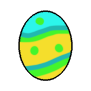 Easter Egg : Stickers messages sticker-2