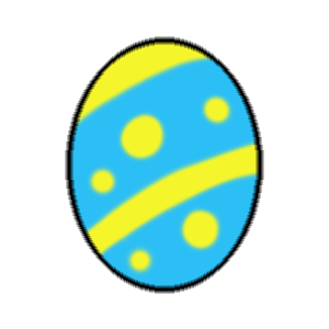 Easter Egg : Stickers messages sticker-9