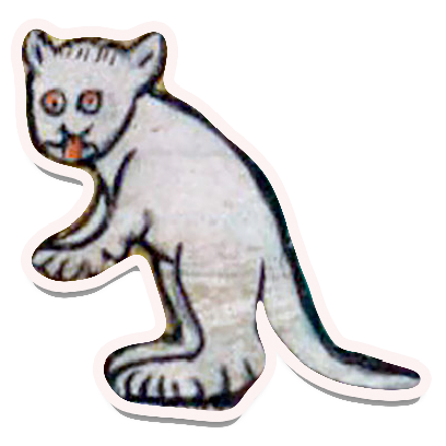 Medieval Cats messages sticker-4