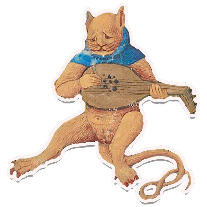 Medieval Cats messages sticker-3
