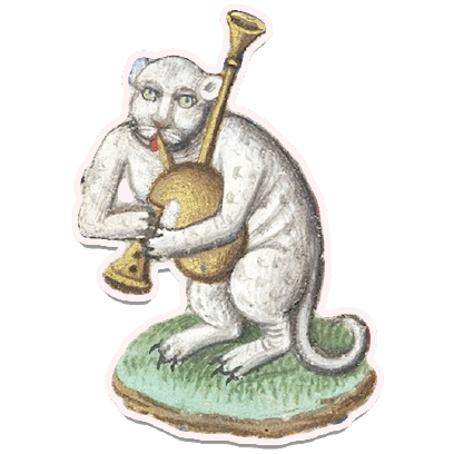 Medieval Cats messages sticker-0