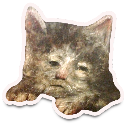 Medieval Cats messages sticker-8