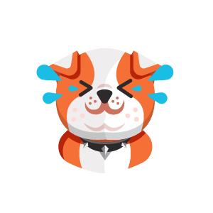 Dog Thinking Sticker messages sticker-7