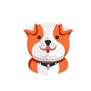 Dog Thinking Sticker messages sticker-3