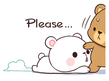 Official Milk and Mocha Bear messages sticker-9