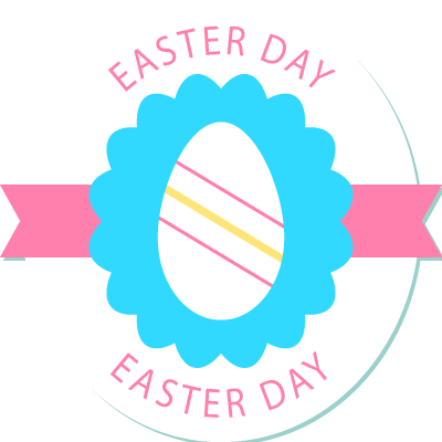 Easter.Stickers messages sticker-4