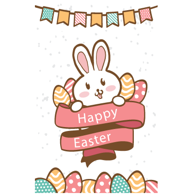 Easter.Stickers messages sticker-0