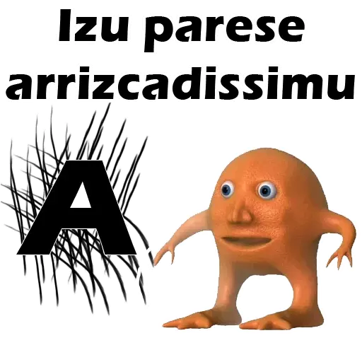 OrangeBoy - Laranjo Memes messages sticker-2