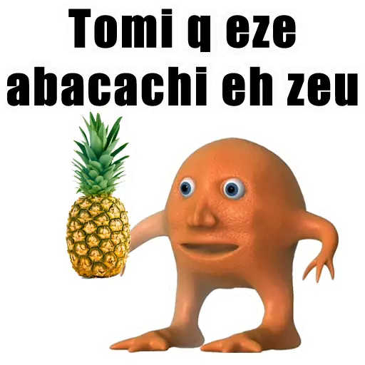 OrangeBoy - Laranjo Memes messages sticker-0