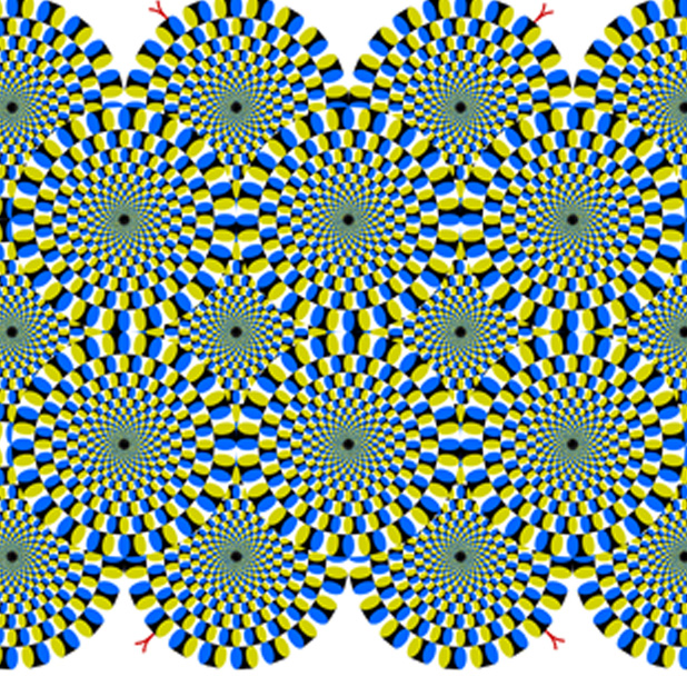 amazing trippy illusions messages sticker-5