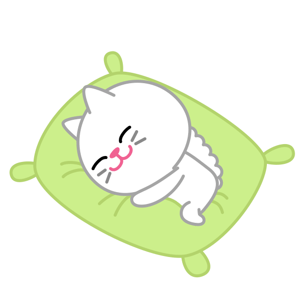 Cute baby cat ver.Moving messages sticker-1