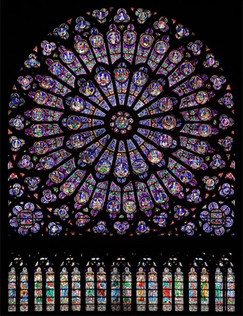The Beauty of Notre-Dame Paris messages sticker-8