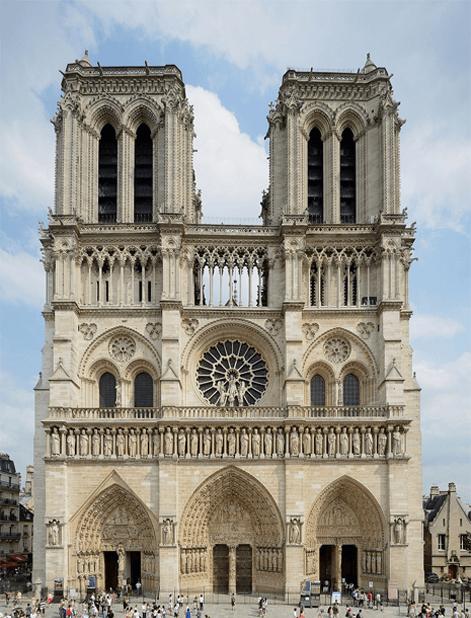 The Beauty of Notre-Dame Paris messages sticker-6