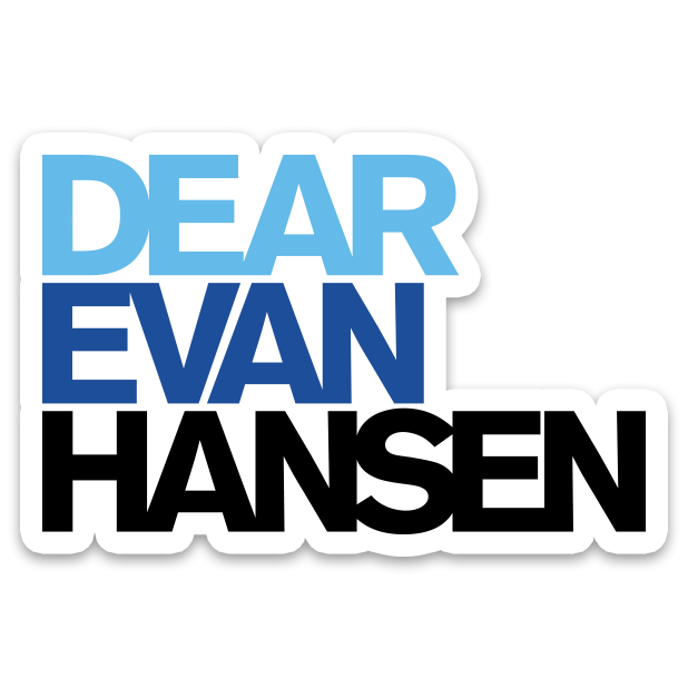 Dear Evan Hansen Stickers messages sticker-9