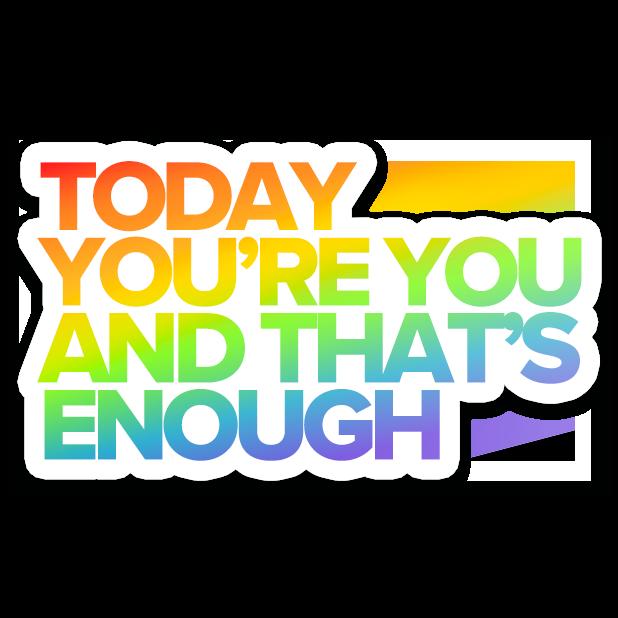 Dear Evan Hansen Stickers messages sticker-2
