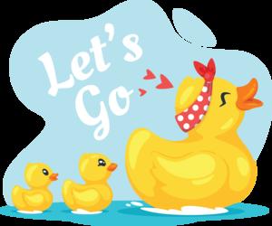 We Love Ducks messages sticker-8