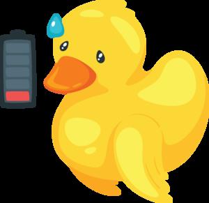 We Love Ducks messages sticker-5
