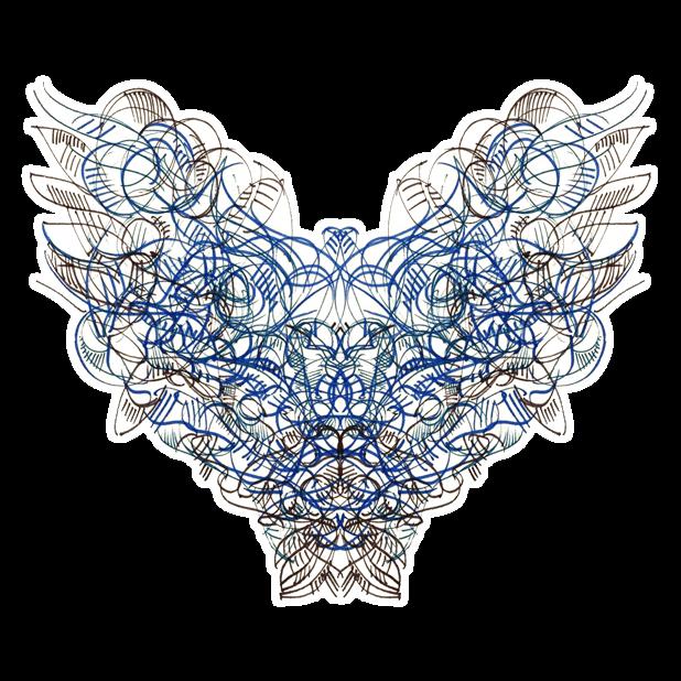Magic Flowers by Ivan Bogdanov messages sticker-4