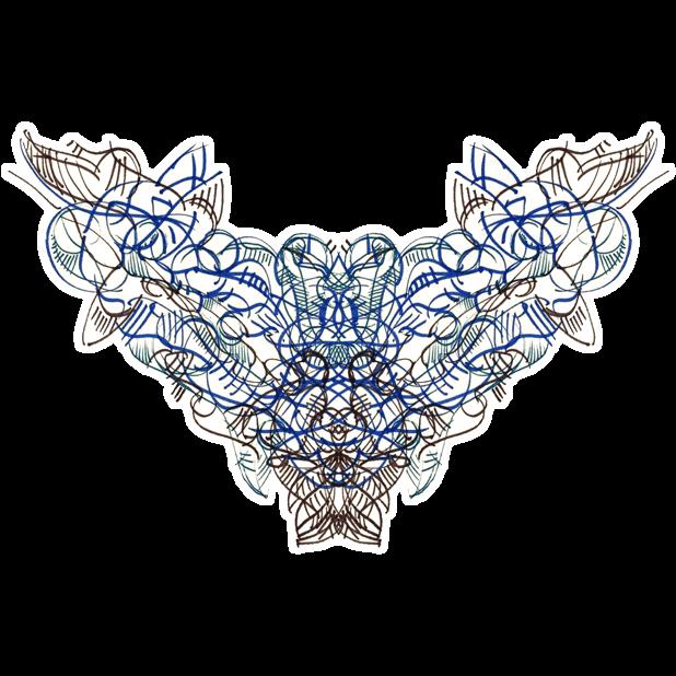 Magic Flowers by Ivan Bogdanov messages sticker-3