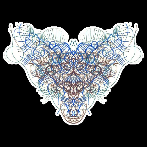 Magic Flowers by Ivan Bogdanov messages sticker-2
