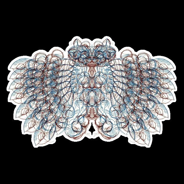 Magic Flowers by Ivan Bogdanov messages sticker-0