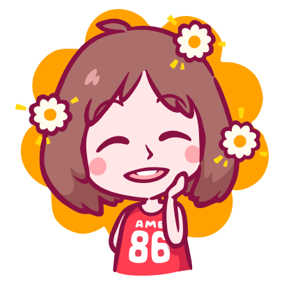 Ame-chan messages sticker-1