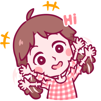 Ame-chan messages sticker-2