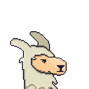 Aim Llama: the Game messages sticker-6