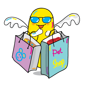 Little Yellow 'DAL' messages sticker-3