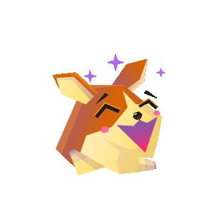 Dog Single Feeling Sticker messages sticker-0