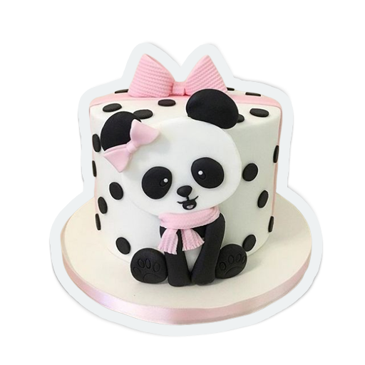 cute birthday cakes messages sticker-2