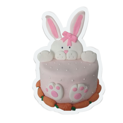 cute birthday cakes messages sticker-11