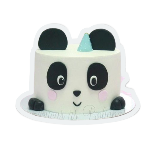 cute birthday cakes messages sticker-8