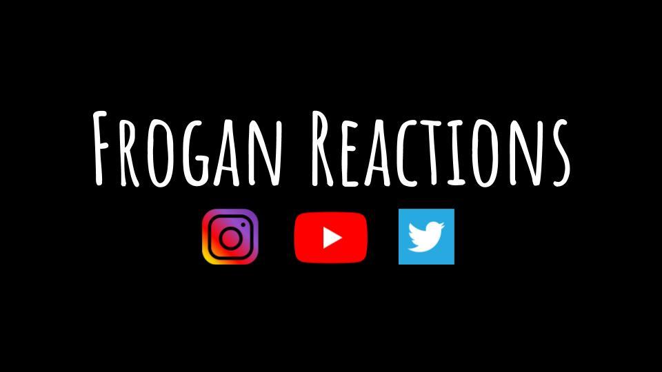 Frogan Reactions Sticker Pack messages sticker-0