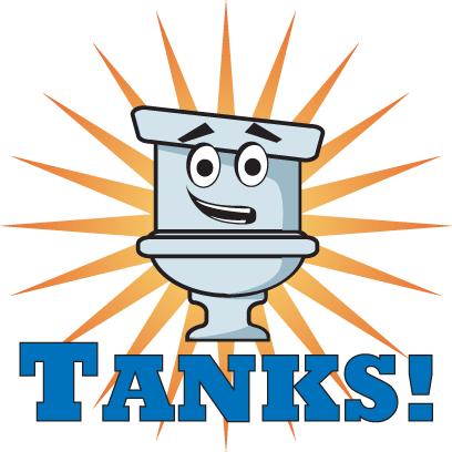 Toilet Talk With Tank messages sticker-4