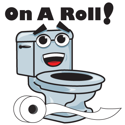 Toilet Talk With Tank messages sticker-2