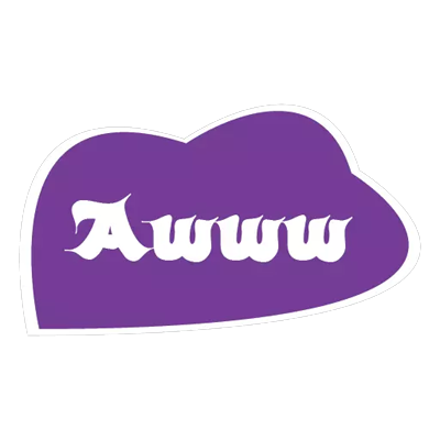 Acronyms Word Stickers messages sticker-0